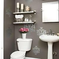 Banheiros Lindos, Pequenos e Bem Decorados