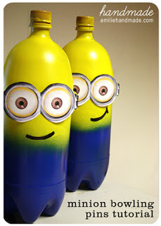despicable me kids DIY