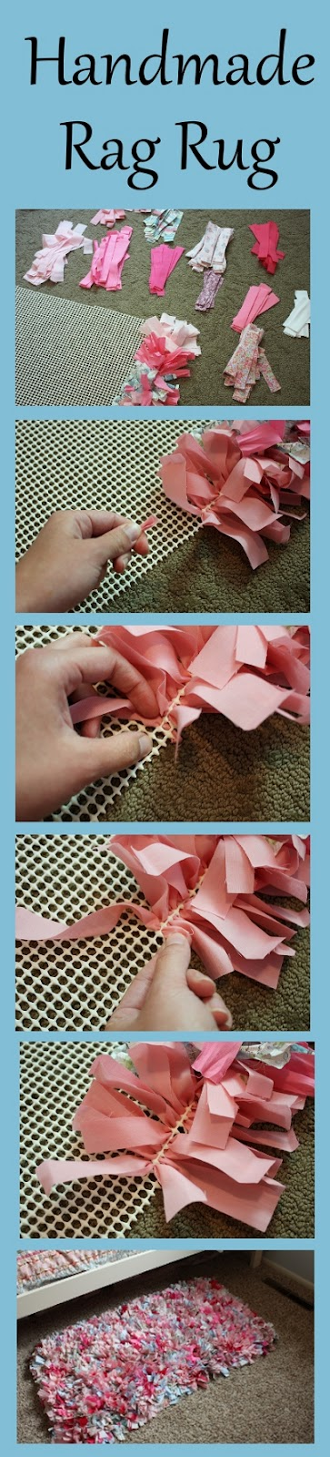 rag rug how-to