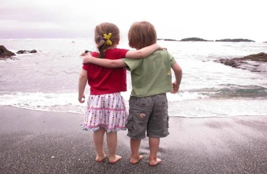 menino e menina