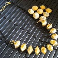 Aprenda a fazer Bijuterias com Beads (contas) de Jornal ou Revistas