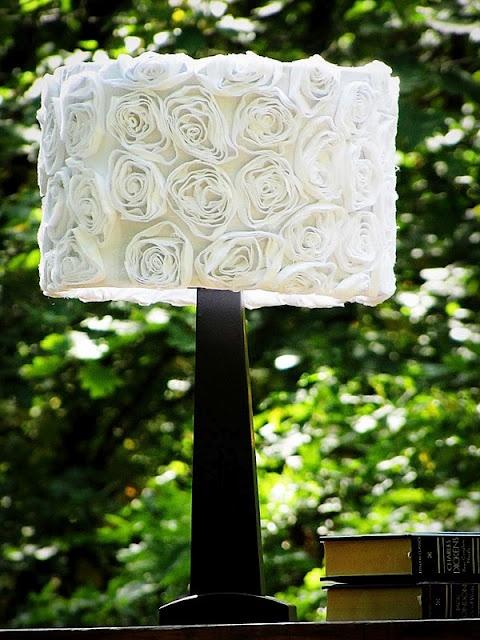 Abajur com Flores (2)