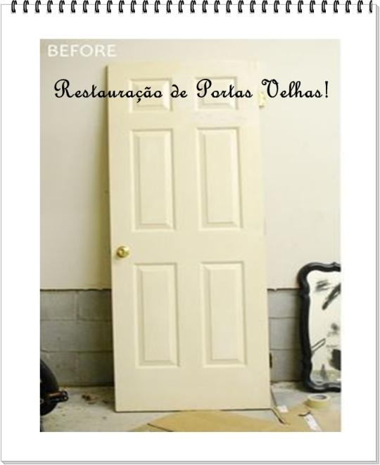 Restauração de Portas