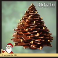 Decoração de Natal por Babi Castellani