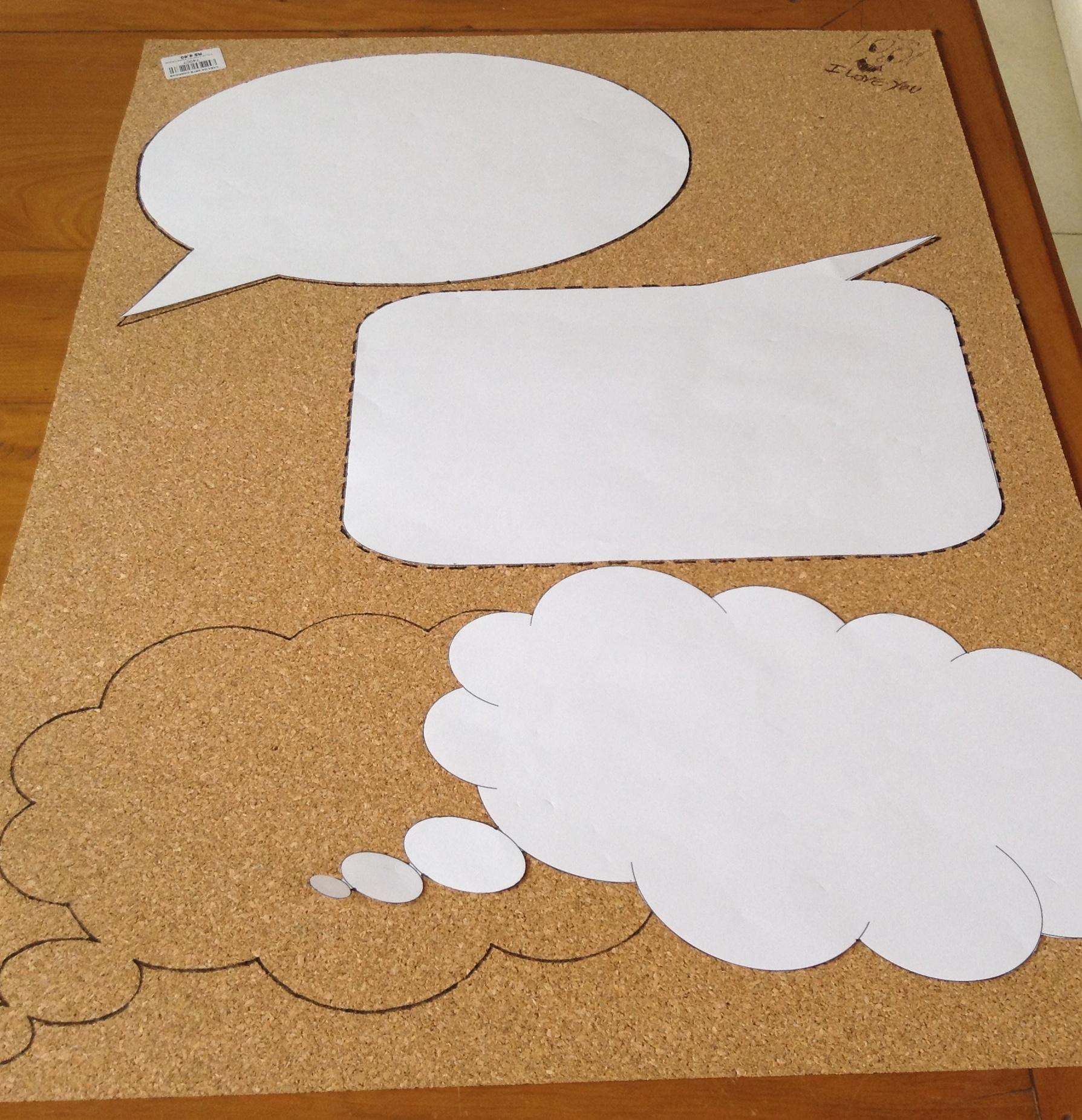 Como fazer um mural de recados de corti a recicla design for Como fazer um mural de recados