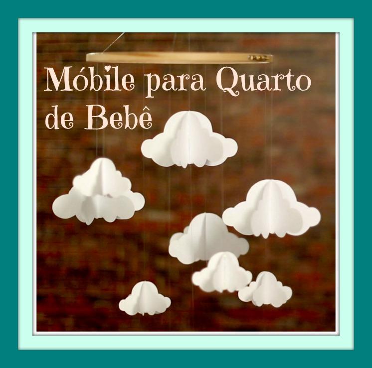 Móbile de nuvem