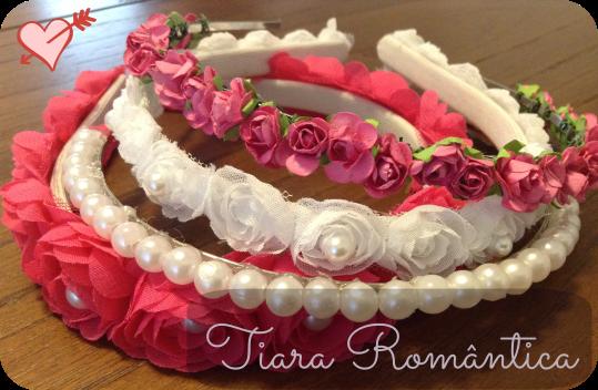 Tiara Romantica Capa